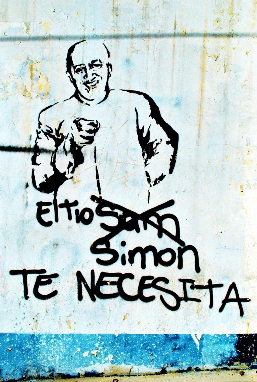 El Tío Simón te necesita