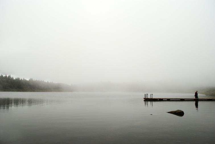 Mucubají, sitio del agua grande